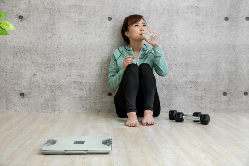 基礎代謝とはなに?基礎代謝を上げる運動って何?