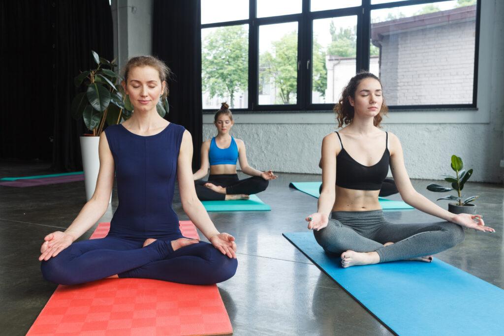 ヨガ効果9 ヨガの呼吸法は、集中力を上げます。